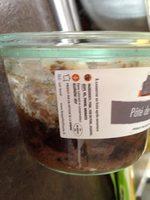 Pâté De Campagne Les Petits Fricots 270 G - Inhaltsstoffe - fr