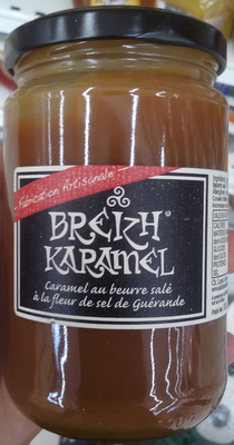 Breizh Karamel - Product - fr