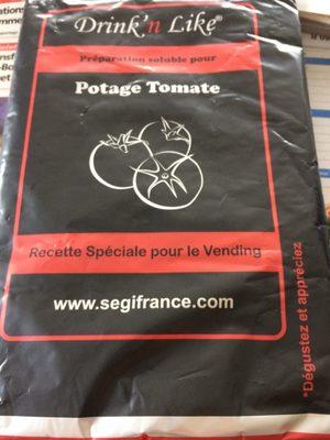 Préparation soluble pour Potage Tomate - Product