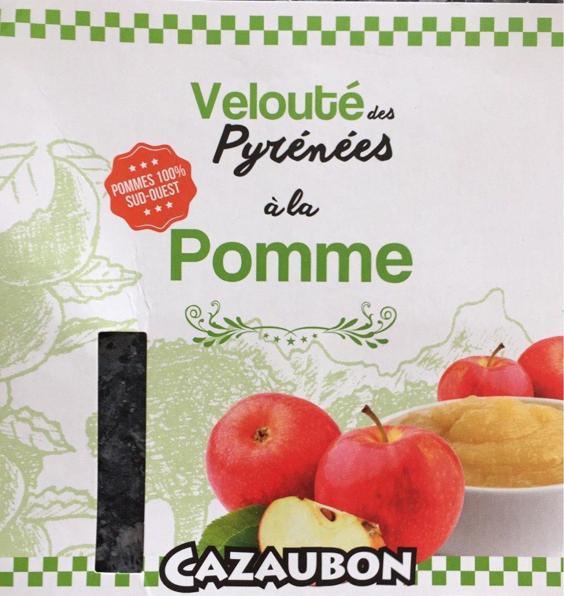 Velouté des Pyrenees à la pomme - Product