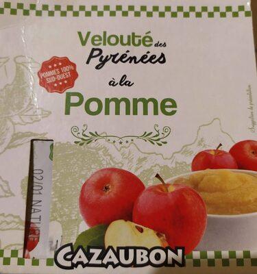 Velouté des Pyrénées à la pomme - Produit - fr