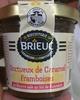 Onctueux de Caramel Framboises -