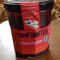 Confibreizh Framboises - Product - fr