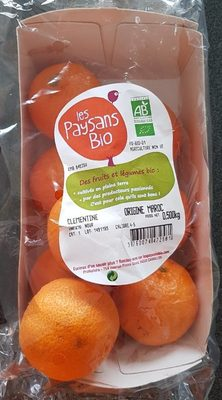 Clementine Bio - Product - fr