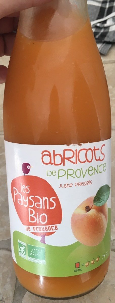 Abricot de Provence - Prodotto - fr