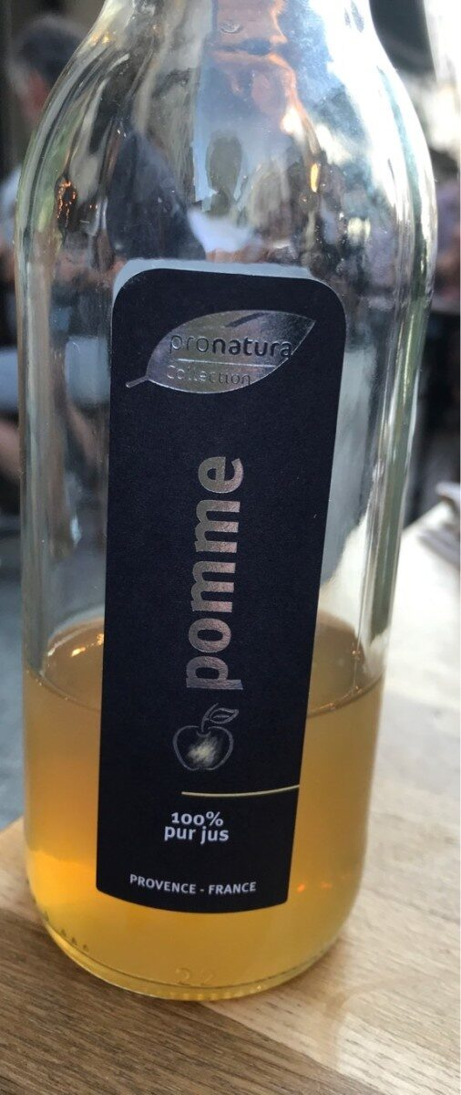 Pomme jus - Prodotto - fr