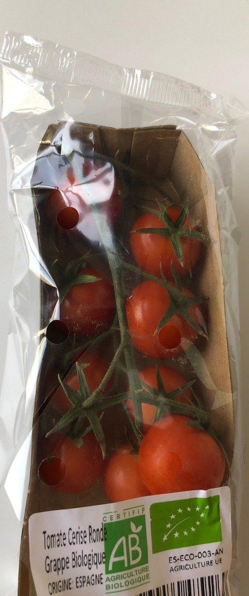 Tomate Cerise Ronde Grappe Biologique - Produit - fr