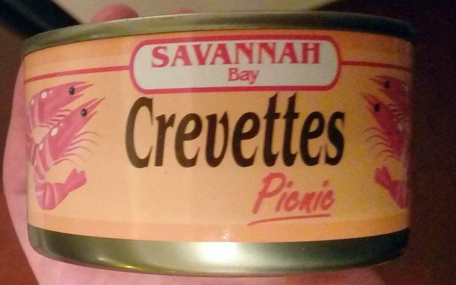 Crevettes Picnic - Product - fr