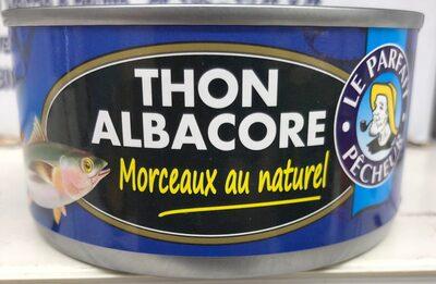 Thon Albacore naturel - Prodotto - fr