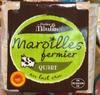 Maroilles fermier quart au lait cru (29% MG) - Product