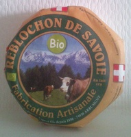 Reblochon de Savoie (22% MG) Bio - Produit - fr