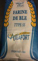 Farine de blé Type 55 - Produit - fr
