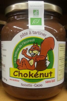 Chokénut - Prodotto - fr