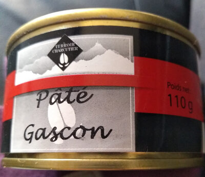 Pâté Gascon - Product