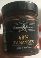 Pate a tartiner 48% amandes - Product
