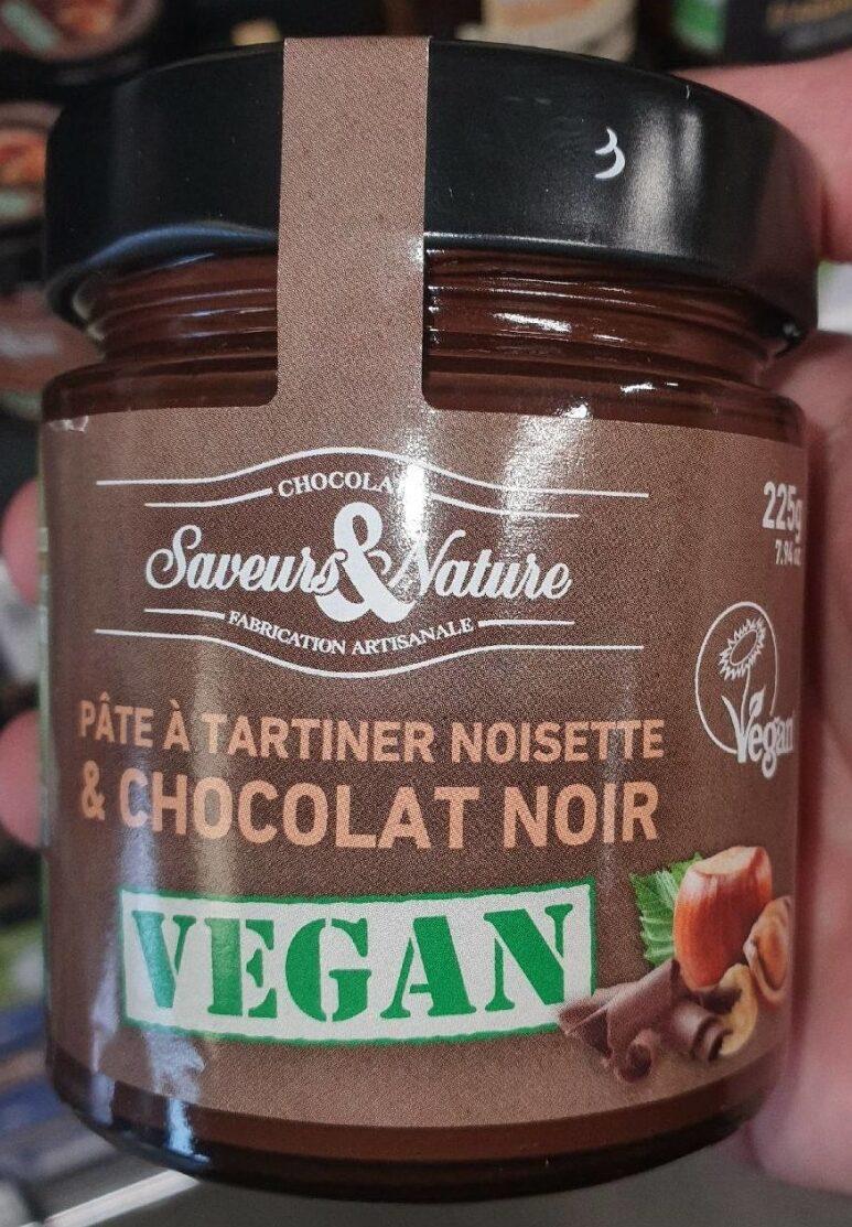 Pate a tartiner noisette Vegan - Prodotto - fr