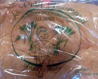 12 Crêpes de froment fait main - Product