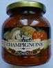 Sauce tomate à l'huile d'olive Champignons - Product