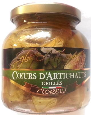 Coeurs d'artichauts grillés - Product - fr