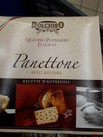 Panettone avec Beurre - Product