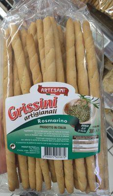 Grissini artigianali Rosmarino - Produit