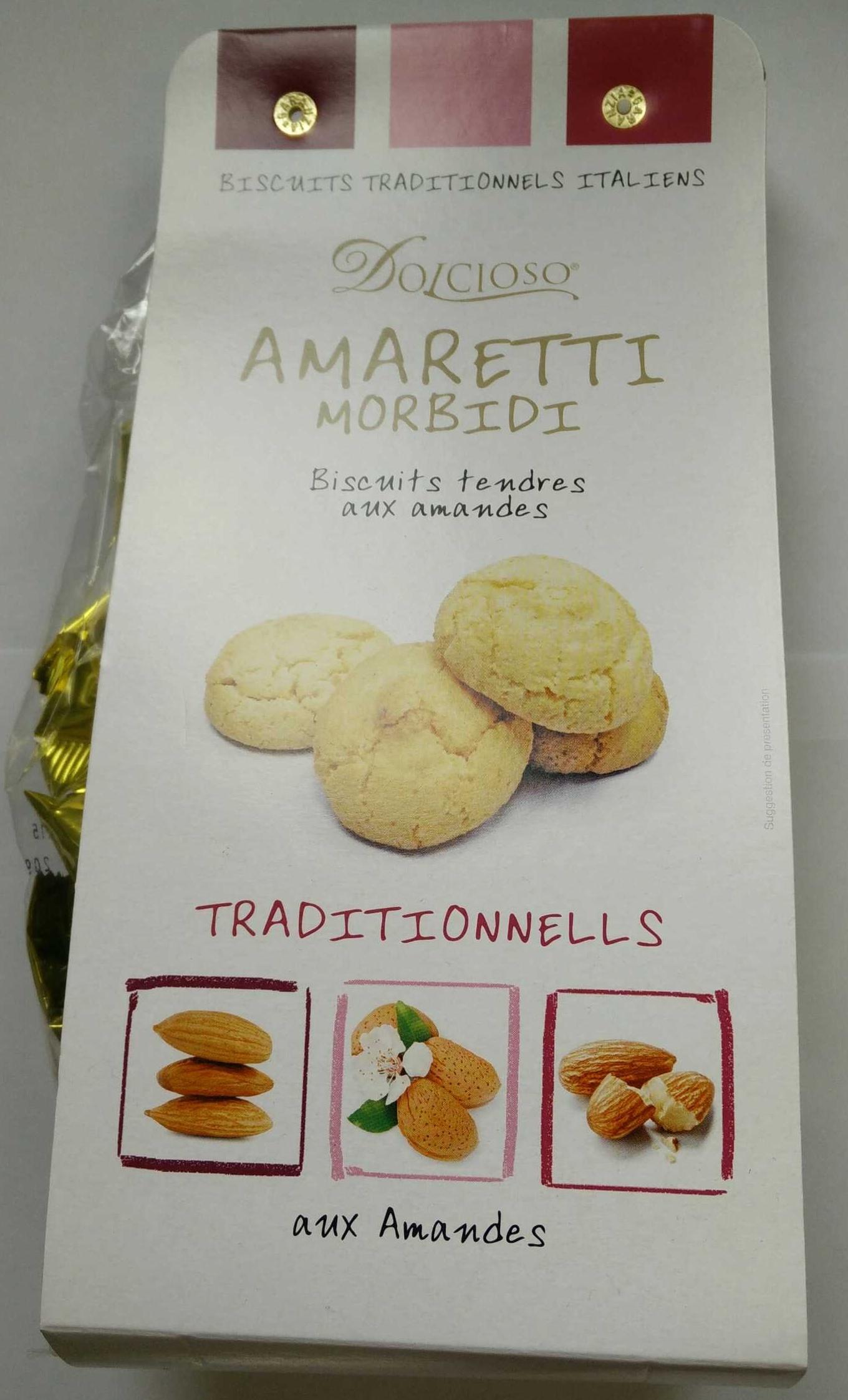 Amaretti morbidi - Product - fr