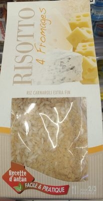 Risotto 4 Fromages - Product
