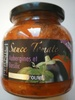 Sauce tomate aubergine et basilic - Product