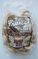 Taralli aux olives noires - Produit - fr