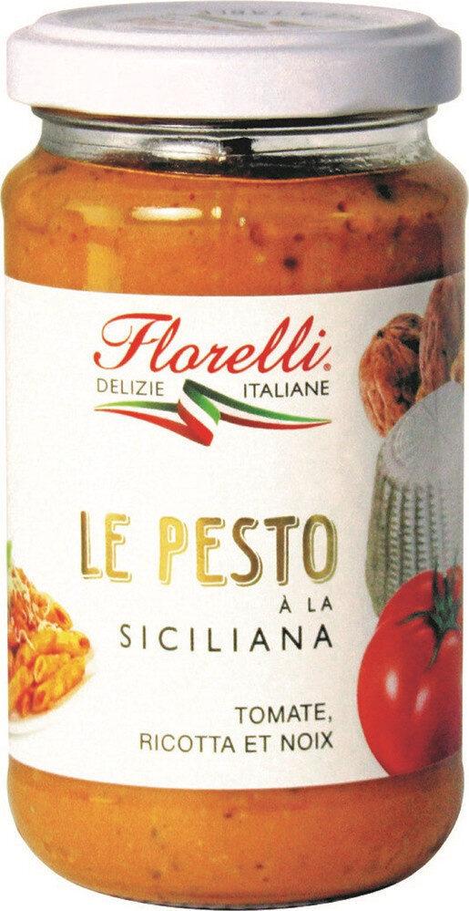 Pesto à la Sicilienne - Product - fr
