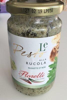 Le Pesto alla rucola - Product - fr