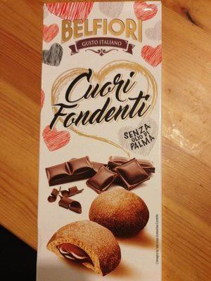 Cuori fondant - Product - fr