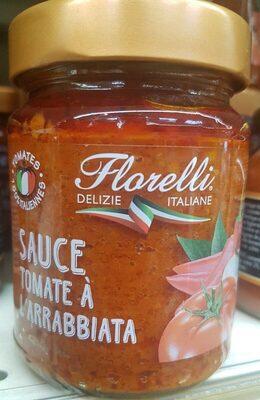 Sauce tomate à l'Arrabiata - Produit - fr