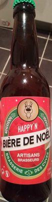 Happy'N Bière de Noël - Produit