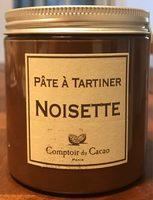 Pâte à Tartiner Noisette - Produit - fr