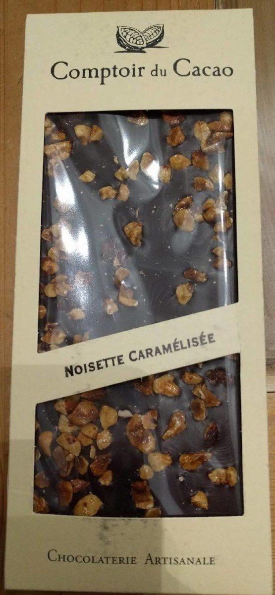 Chocolat Noisette Caramélisée - Product