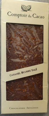 Tablette lait caramel beurre salé - Product