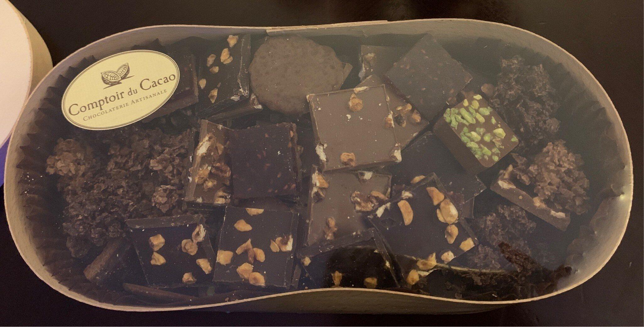 Assortiments chcocolats - Product