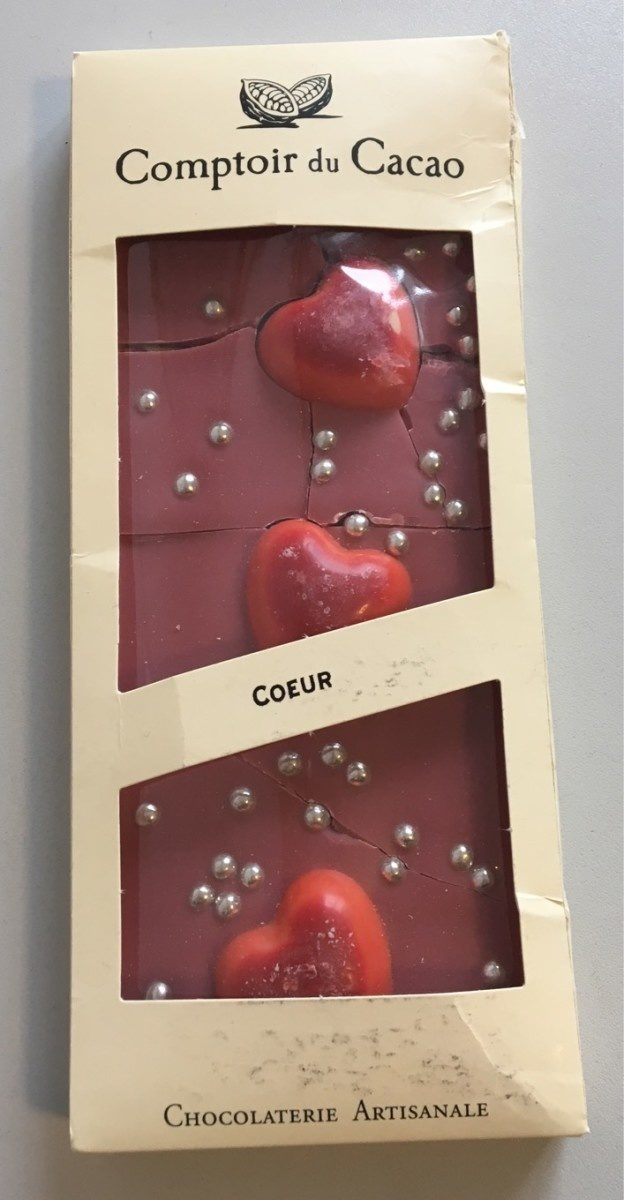 Tablette Ruby Coeur - Product