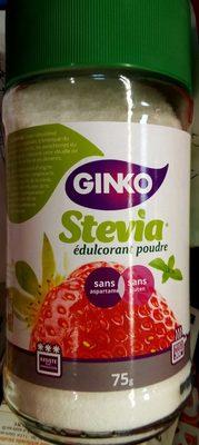 STEVIA EDULCORANT POUDRE - Product