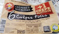 Crêpes fines - Product - fr
