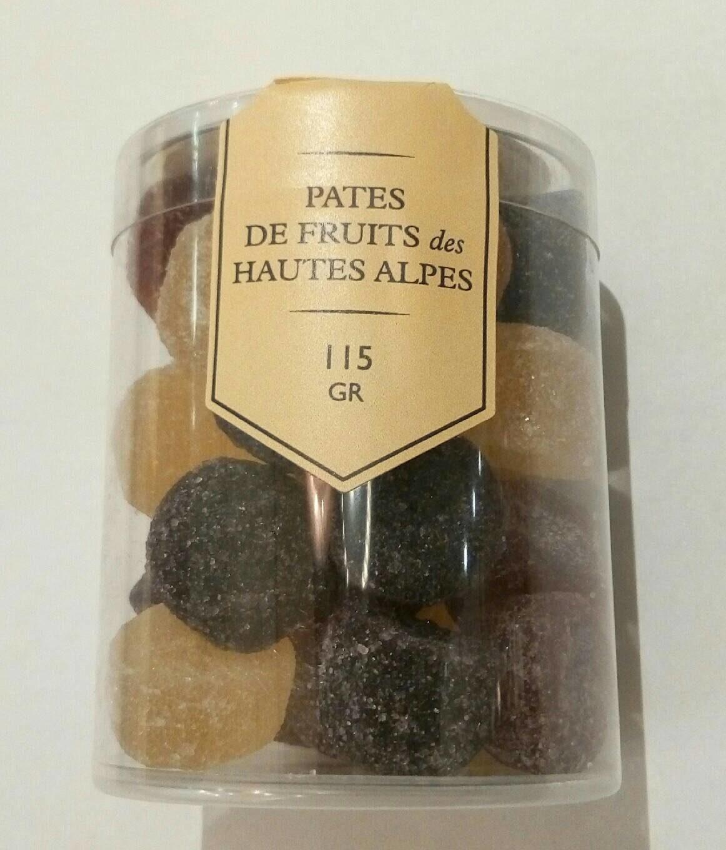 Pâtes de fruits des Hautes Alpes - Product