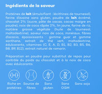 Smart Meal Coco Choco - Ingrediënten - fr