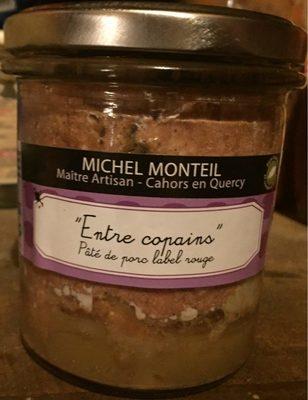 Paté de porc - Product - fr