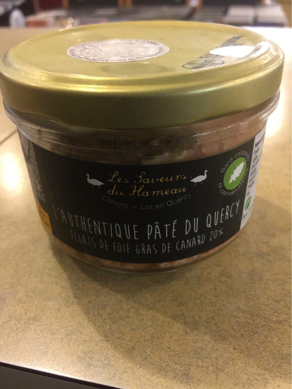 Authentique pâté du Quercy - Product