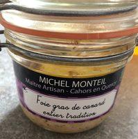 Foie gras de canard entier tradition - Product - fr