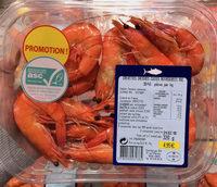 Crevettes entières cuites réfrigérées - Product