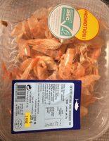 Crevettes entieres cuites refrigerées asc 50/60 pieces par kg - Product - fr