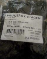 Pruneaux d'Agen - Product - fr