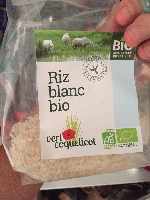 Riz de camargue long blanc - Produit - fr